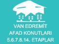 Van Edremit Afad Konutları 5.6.7.8.14. Etaplar
